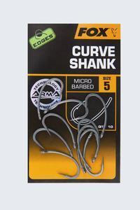 Háček Fox Edges Arma-Point Curve Shank vel.2 - 2
