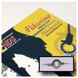 Muškařské mikrokroužky Hends - Microring (10ks) - 2,5mm - 2