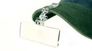 Lupa na kšilt Flip Focal - 2
