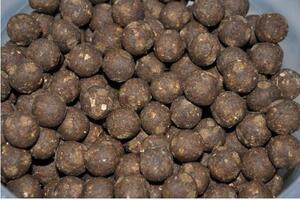Boilies Jet Fish Legend 1kg 20mm Bioliver - Ananas - N-Butyric Acid - 2