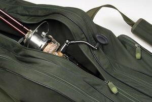 Tříkomorové pouzdro na pruty Mivardi Multi Green NEW 110cm - 2