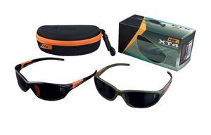 Polarizační brýle FOX  XT4 Sunglasses Black - Orange - Lens Grey - 2