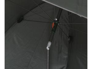 Čtvercový deštník JAF Capture celozakrytý 250cm - 2