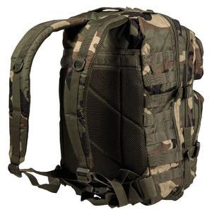 Batoh Mil-Tec Assault II WOODLAND 36L - 2
