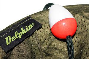 Vezírek Delphin Lux s kruhy 40 x 100cm - 2