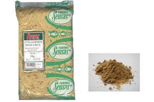 Sensas TTX Mais Gros - pomletá kukuřičná placka 1kg - hrubá - 2