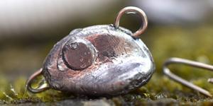 Jigová hlava čeburaška StandUp 5ks 2,5g - 2