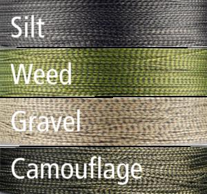 Návazcová pletená šňůra Climax Cult Hunters Braid 20m Weed - 45lb  - 2