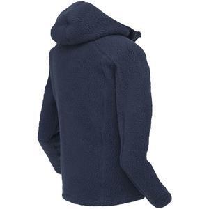 Mikina s kapucí Geoff Anderson Teddy - modrá vel. XXXXL - 2