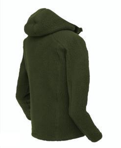Mikina s kapucí Geoff Anderson Teddy - zelená vel. XXXL - 2