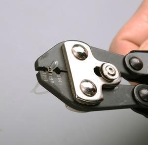 Krimpovací kleště na návazce Spro Double Crimp Pliers 21cm - 2
