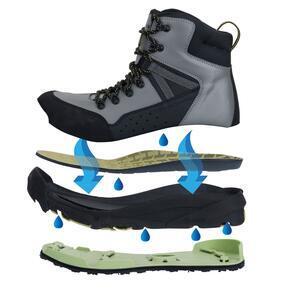 Brodící boty Hodgman Vion H-Lock Wade Boot vel. 44 - 3