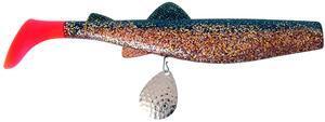 Pérka na závěs Ice Fish - větší  vel.1 10ks - 3