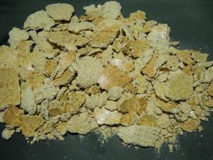 Sensas TTX Mais Gros - pomletá kukuřičná placka 1kg - hrubá - 3