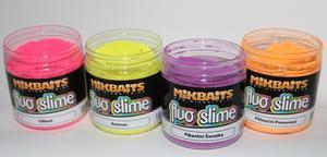 Obalovací dip Mikbaits fluo slime 100g -Jahoda exclusive - 3