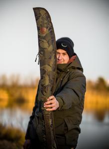 Pouzdro na 2 pruty Giants Fishing Padded Sleeves Gaube 2 Rod 12ft - 3
