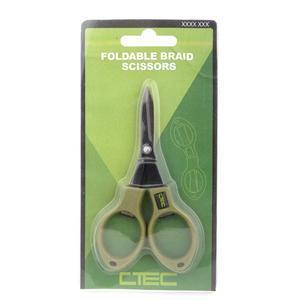 Skládací nůžky Spro C-tec Folding Braid Cutters 10cm - 3