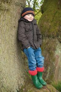 Dětské termo ponožky Heat Holders - malinová - 3