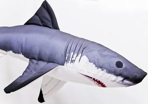 Polštář Žralok - The Shark 120cm - 4
