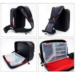 Přívlačová taška Rapala Urban Classic Sling Bag - 4