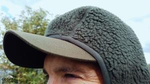 Mikina s kapucí Geoff Anderson Teddy - zelená vel. XL - 4