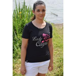 Dámské triko R-SPEKT Ladies black - černé - XL - 5