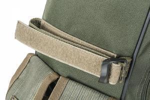 Tříkomorové pouzdro na pruty Mivardi Multi Green NEW 110cm - 7