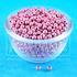 Plastové kuličky Miracle Beads 3D 50ks Pink - 4,0mm