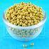 Plastové kuličky Miracle Beads 3D 50ks Yellow - 4,0mm
